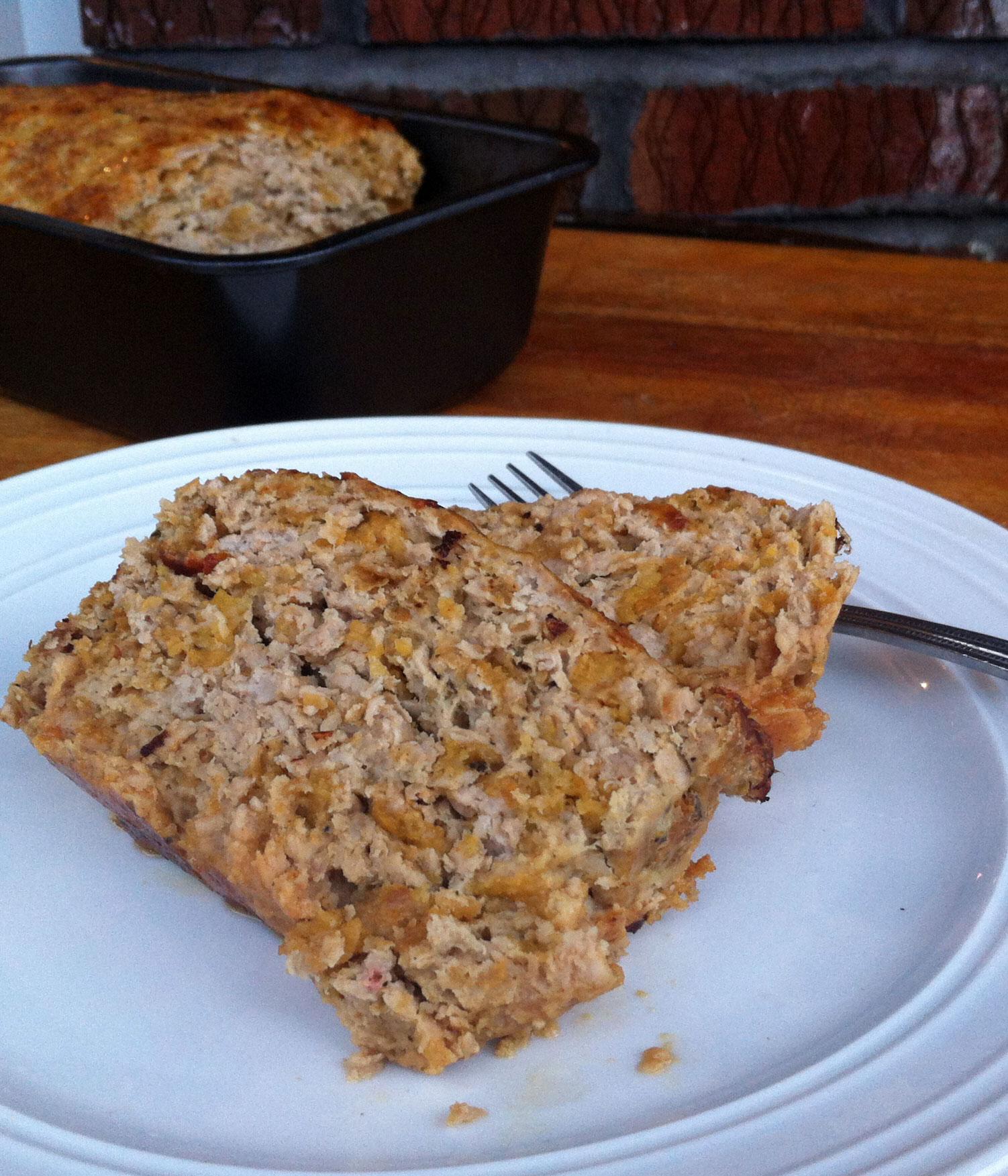 Recette de pain de viande au porc selon bob le chef l 39 anarchie culinaire - Portion de viande par personne ...
