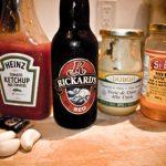 Sauce BBQ à la Rickard's Red