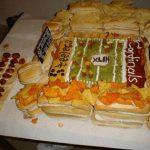 "Un stade de football en ""junk food"""