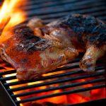Poulet à la portugaise sur le BBQ