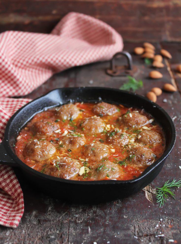 Boulettes «meatballs» de viande