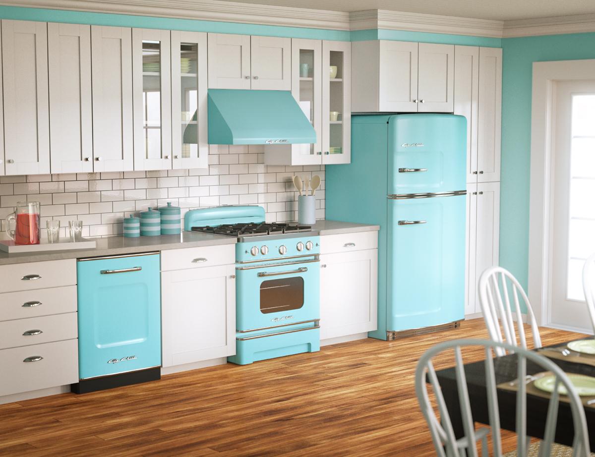 Modern-Vintage-Kitchen-Designs