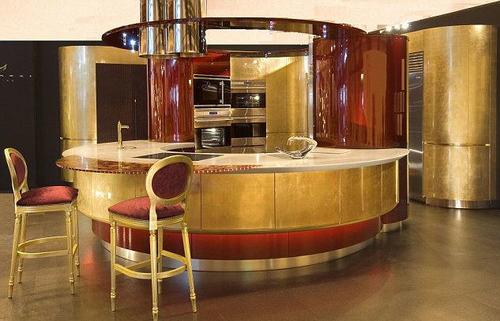 gold-kitchen