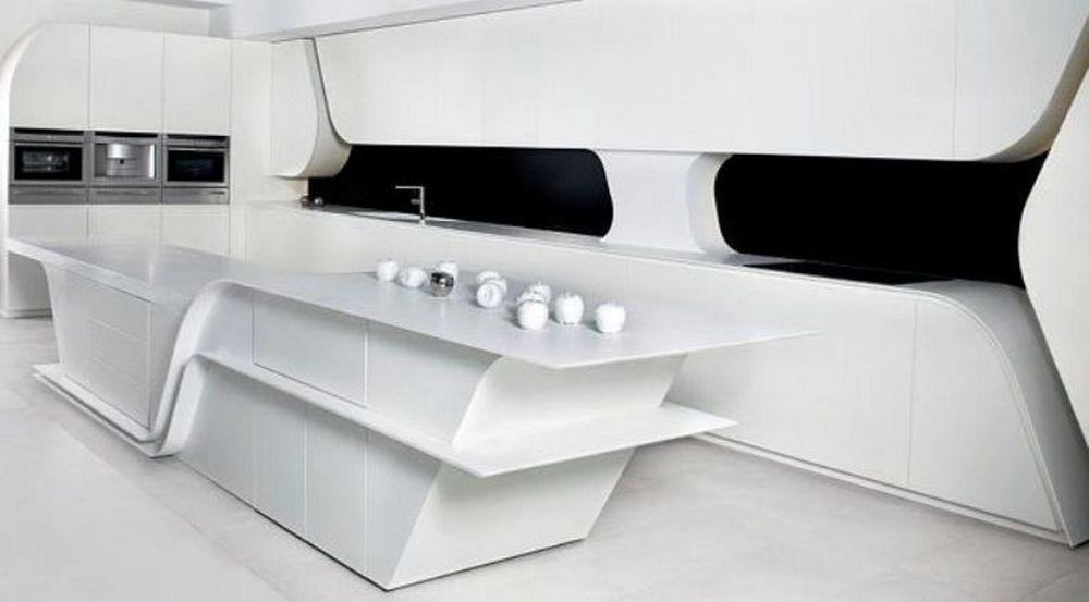 modern-futuristic-kitchen-design-with-matte-laminate-white-by-a-cero-2