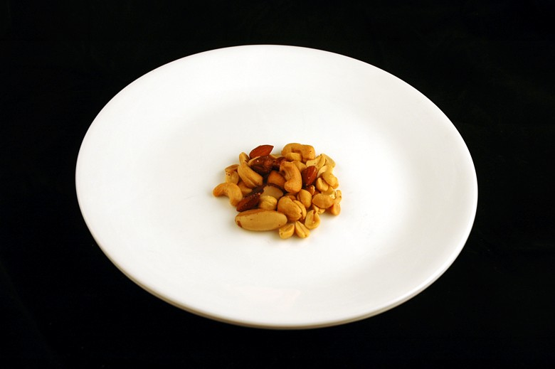 calories-in-salted-mixed-nuts