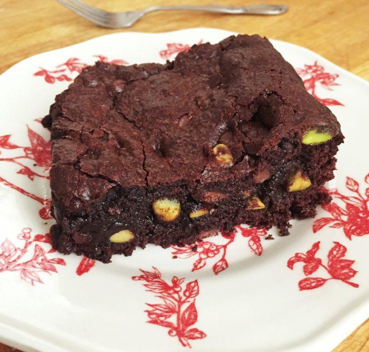 Brownies végétaliens
