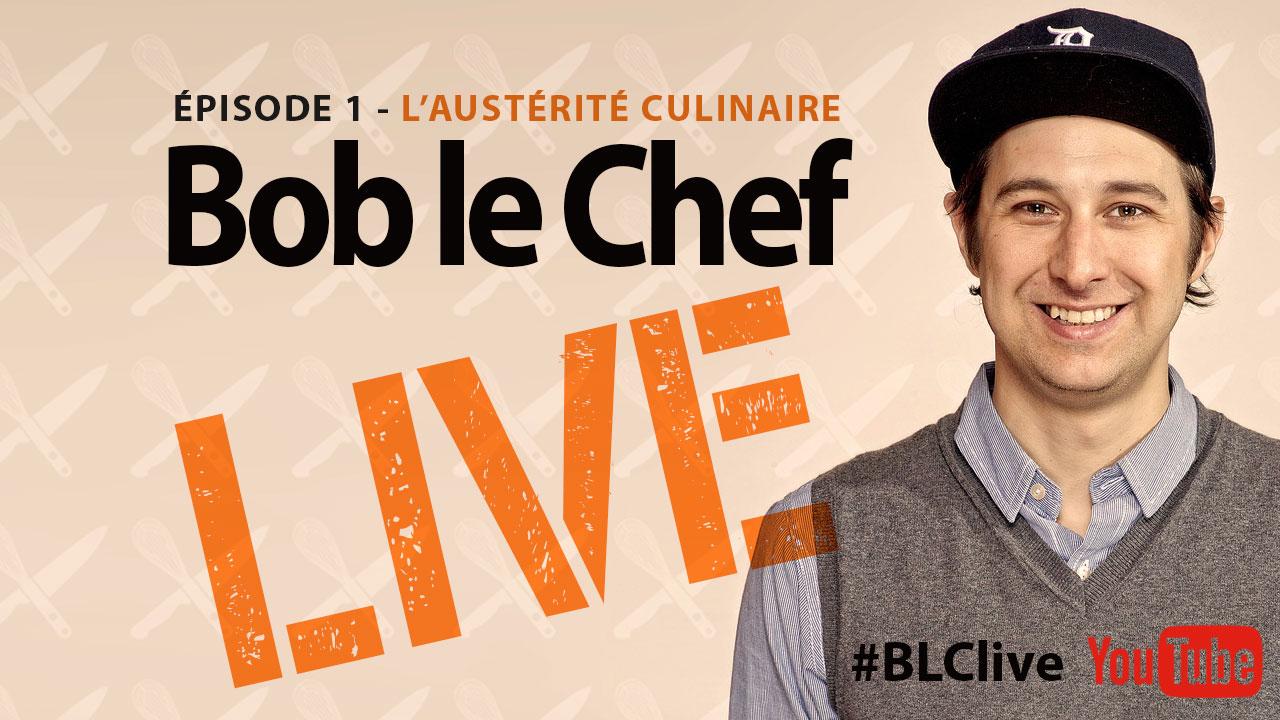 Ce dimanche on cuisine avec bob en direct des intertubes blclive l 39 anarchie culinaire selon - Direct cuisine ...