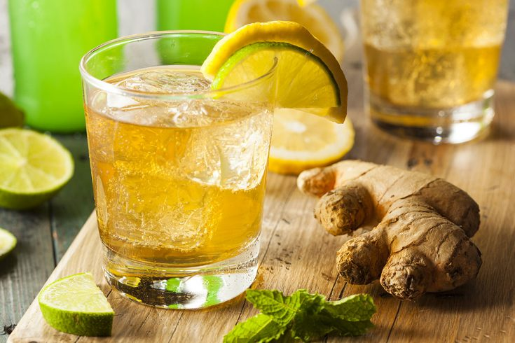 Ginger beer de Ti-Gras