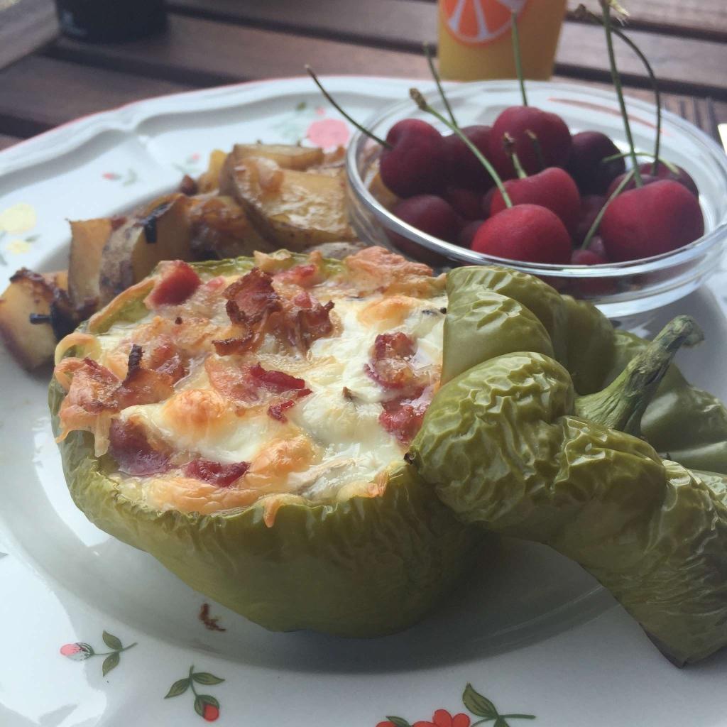 bob-le-chef-recette-poivron-farci-omelette