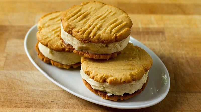 Sandwich à la crème glacée facile