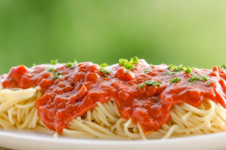 Sauce tomate sur le pouce