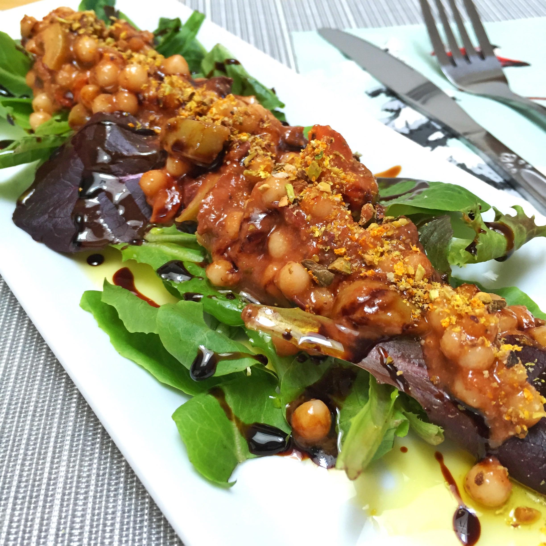 bob-le-chef-recette-salade-couscous-israelien-tomate-olive