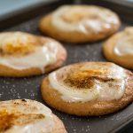 Biscuits à la crème brûlée