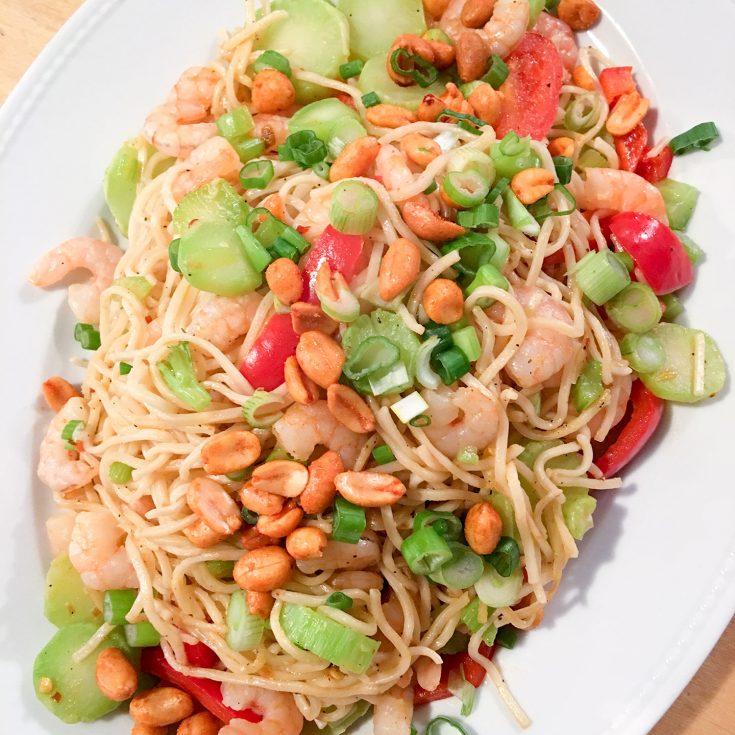 Chow Mein à la Bob