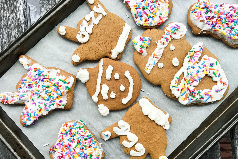 Biscuits Au Pain D Epices L Anarchie Culinaire Selon Bob Le Chef