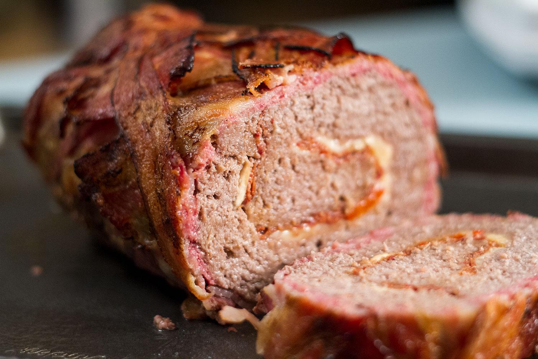Recette de b che aux trois viandes selon bob le chef l 39 anarchie culinaire - Temps de decongelation viande ...