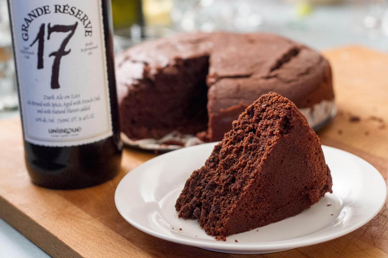 Recette: Gâteau au chocolat et à la bière | Glouton