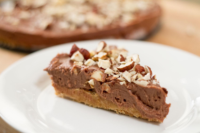 Gâteau fromage au Nutella™ • Cuisine Libre et Recettes - L ...
