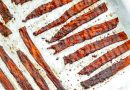 Bacon d'aubergine selon Loounie