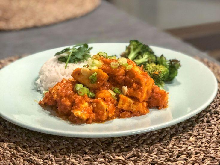 Tofu Piri-Piri
