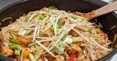 Pad thai super facile