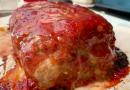 Pain de viande à la dinde